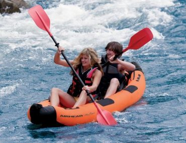 Best Kayaks With High Weight Capacity.