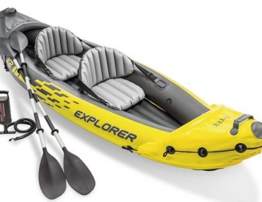 best fishing kayak for big guys